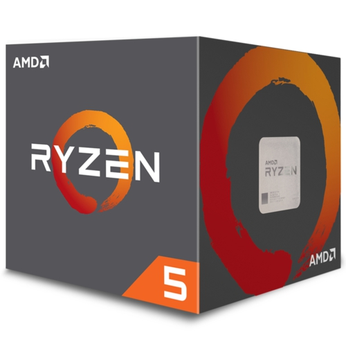 AMD Ryzen 5 1600 3.2/3.6GHz AM4