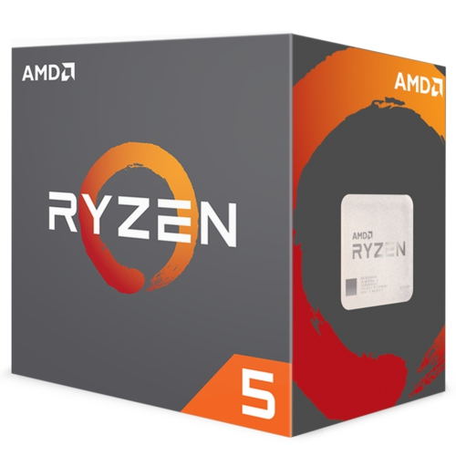 AMD Ryzen 5 1500X  3.5/ 3.7GHz AM4