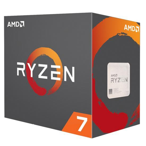 AMD Ryzen 7 1800X 3.6/4.0GHz AM4