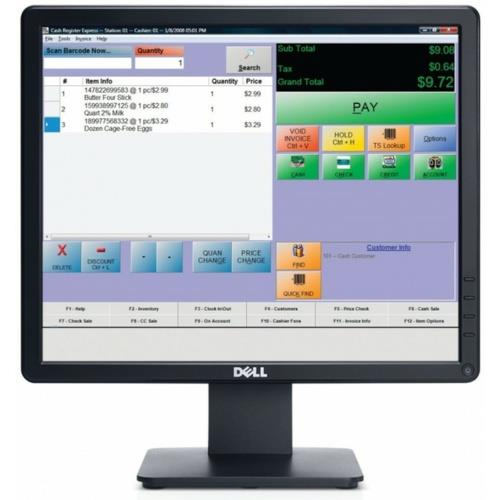 Dell 17 E1715S LCD Monitör 5ms KARE (1280x1024)